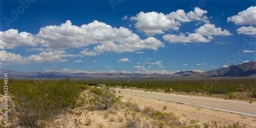 Mojave Desert - southern California Wallpaper Mural