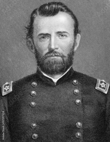 Fotografie, Obraz Ulysses S. Grant
