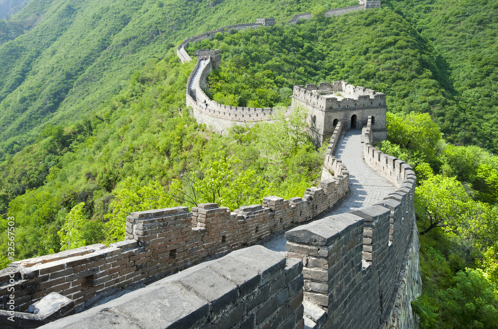 Fototapeta The Great Wall of China