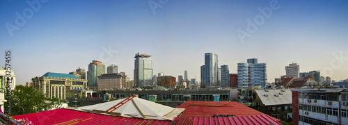 Foto op Aluminium Beijing Peking Panorama