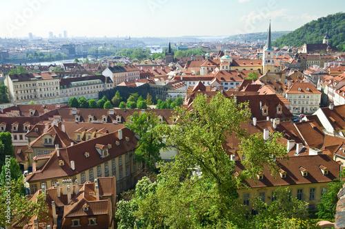 Prague view Poster