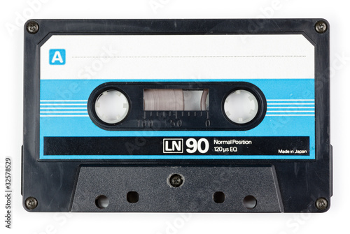Stampa su Tela Audio tape