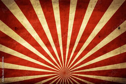 Photo texture carta e raggi rossi