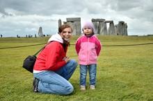 Stonehenge Et Famille