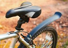Mountain Bike. Seat. Active Le...