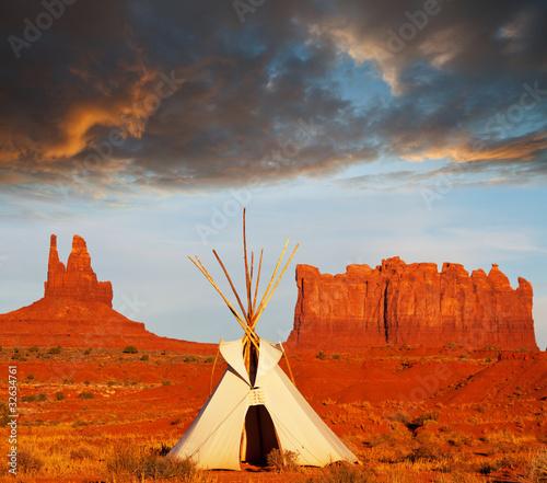Fotografia Monument valley