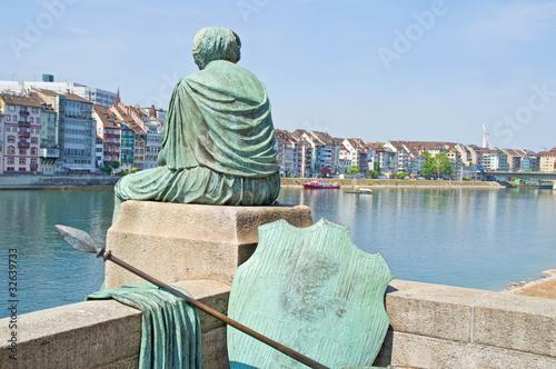 Fotografie, Obraz  Basel,Schweiz