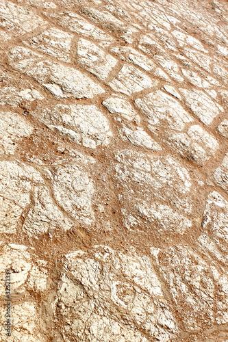 Fotografie, Obraz  Ground at Sossusvlei
