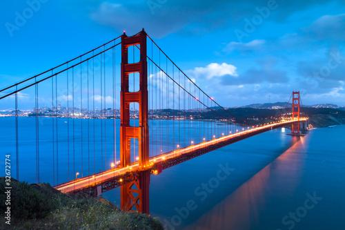 Obrazy San Francisco  zlote-wrota-w-san-francisco