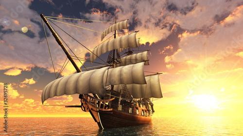 帆船 - 32695728