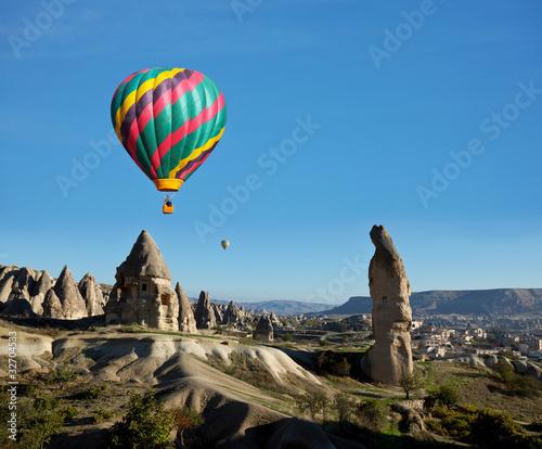 Deurstickers Turkije Cappadocia