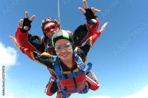 Foto-Rollo - Skydiving photo (von German Skydiver)