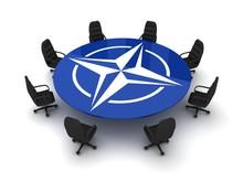 Circle Table NATO