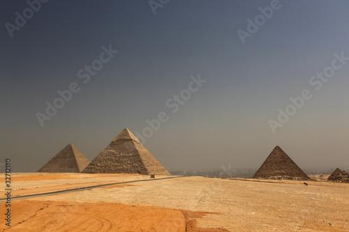 Pyramides of Keops #32712180
