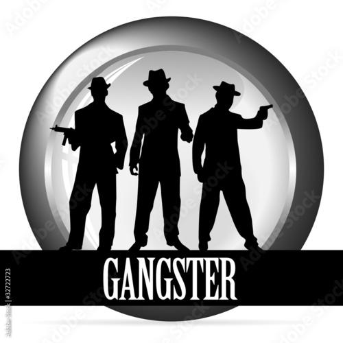Photographie  Icône gangster