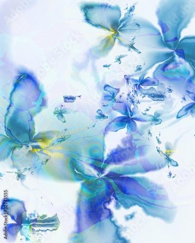 kwiaciasty-tlo-w-blekicie