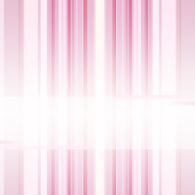 Retro Seamless Striped Pattern With Pink Colors