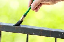 Paint The Railing