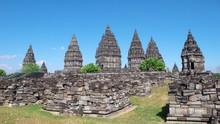 Prambanan Temple Compounds