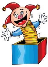 Cartoon Jack In The Box