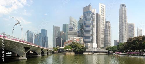 Tuinposter Singapore Singapore