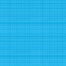 Seamless Blue Fabric Texture (background) - You See 4 Tiles