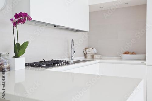 Fototapeta contemporary style kitchen obraz