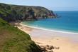 Traumhafter Strand bei Greve de Lecq, Jersey, UK