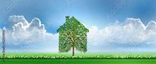 Photo  Ecologie et Consomation Energie