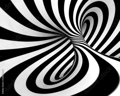 Plakat abstrakcyjne tło 3d