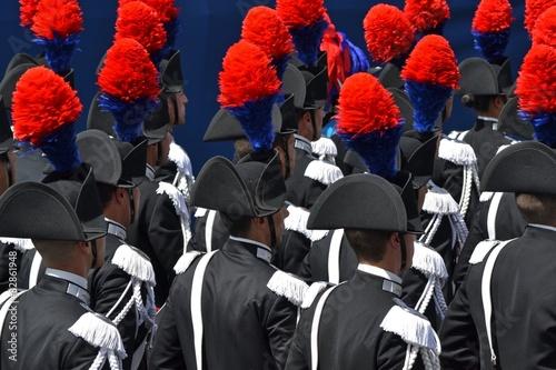 Fotomural  Carabinieri