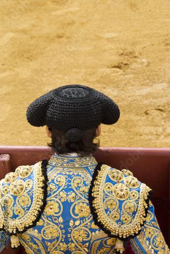 In de dag Stierenvechten Matador