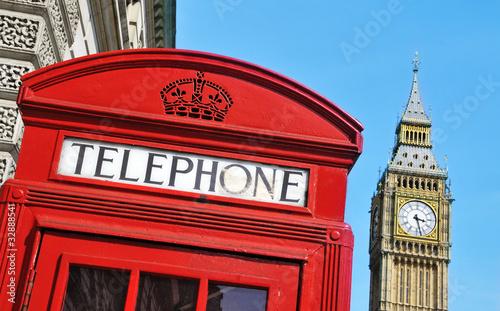 Foto op Canvas Londen Big Ben, London, United Kingdom