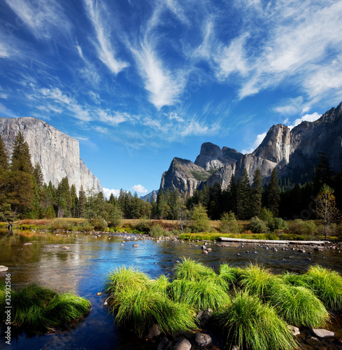 Keuken foto achterwand Natuur Park Yosemite