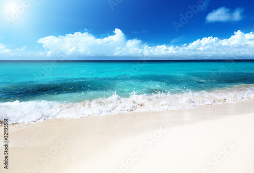 Photo Stands Landscapes sea and sand