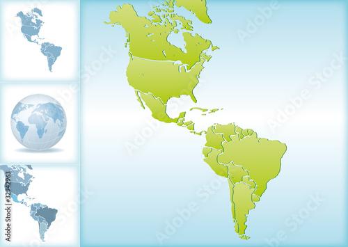 Weltkarte Landkarte Amerika Nordamerika Sudamerika Karte 2 Buy