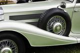 Old German  car