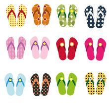 Funky Flip-flops