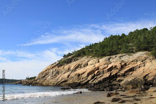 Fotografie, Obraz  Acadia National Park, Bar Harbor, Maine
