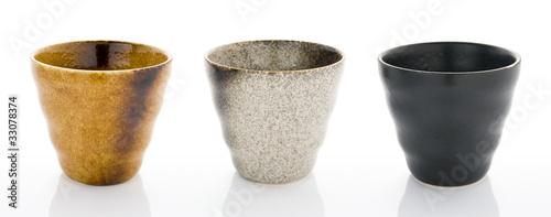 Fotografia  陶器製のコップ