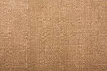 Brown Fabric Closeup Texture