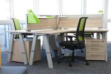 Modern Office Work Place