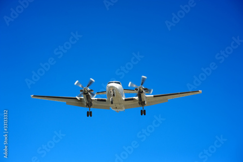 Photo  airplane