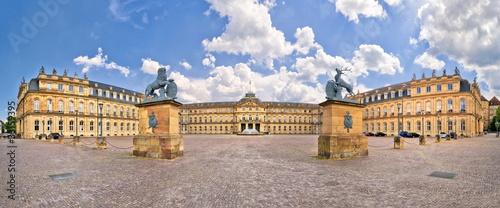 Vászonkép Neues Schloss Stuttgart