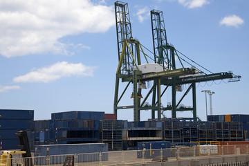 Fototapeta na wymiar Hafen