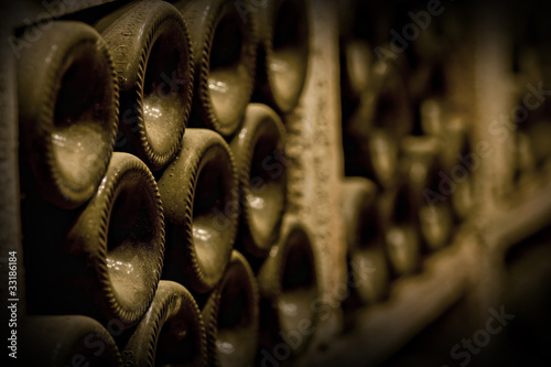 Fotografie, Obraz  bodega de vino