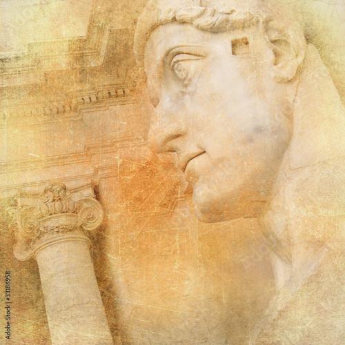 rzymskie-zabytki-vintage