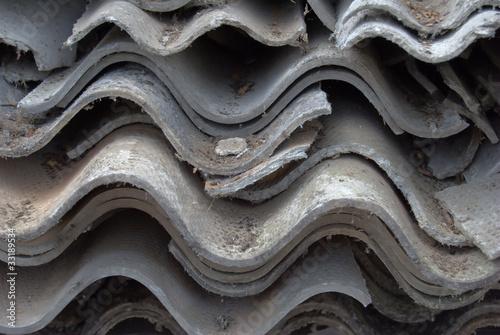 asbestos Wallpaper Mural
