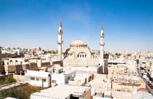 Islamic Mosque, Madaba,  Jordan