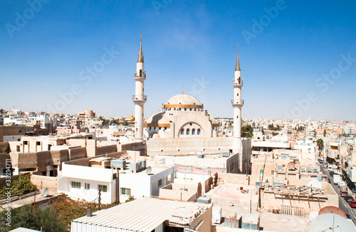 Fotografie, Obraz  Islamic Mosque, Madaba,  Jordan